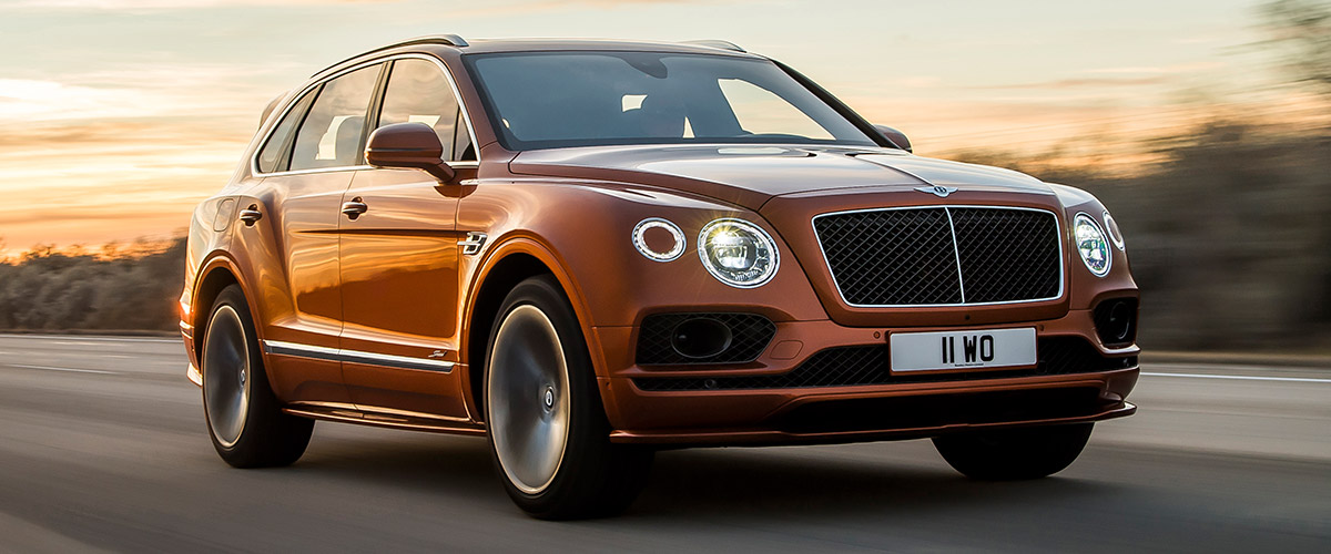 Finance a 2019 Bentley Bentayga near Wellesley, MA