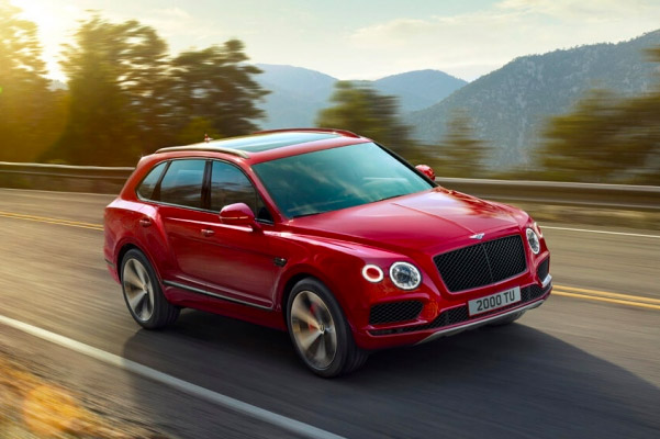 2019 Bentley Bentayga Specs & Performance