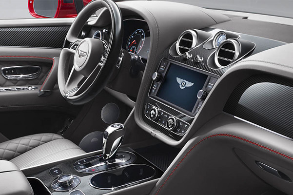 2019 Bentley Bentayga Interior & Safety Features