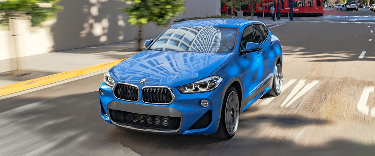 Finance a New 2019 BMW X2 in Sudbury, MA