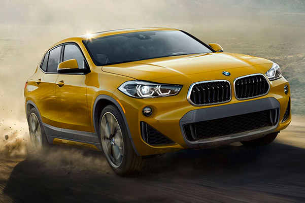 2019 BMW X2 TwinPower Turbo engine