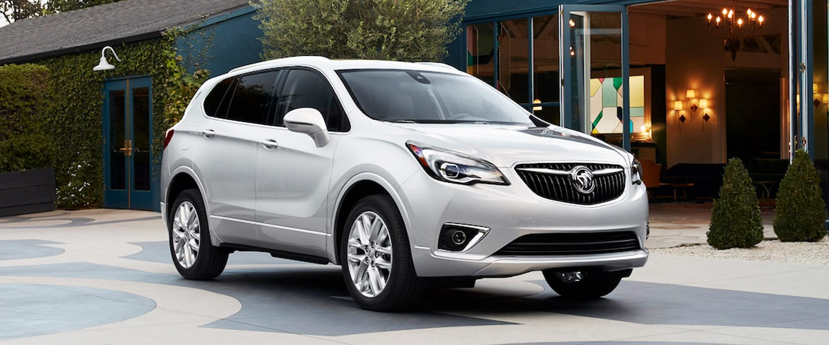 2019 Buick Envision Header