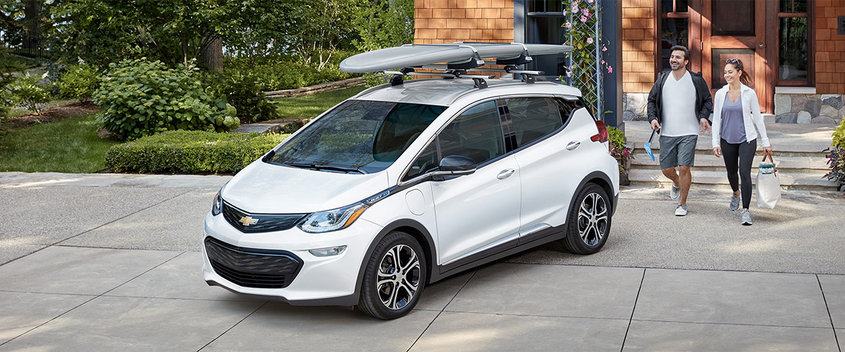 The 2019 Chevrolet Bolt header