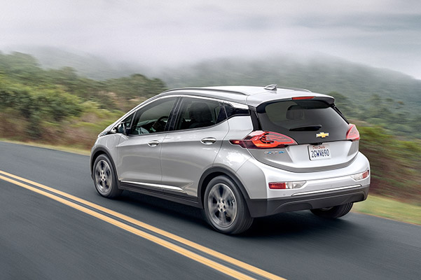2019 Chevrolet Bolt EV Range & Safety Features