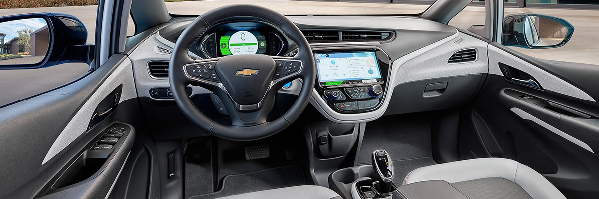 2019 Chevy Bolt Interior & Tech