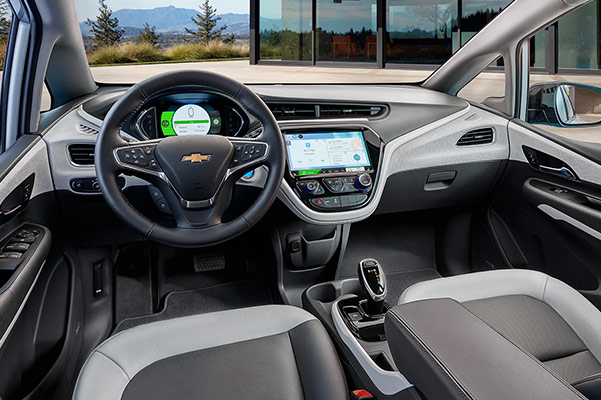 2019 Chevrolet Bolt EV near Me