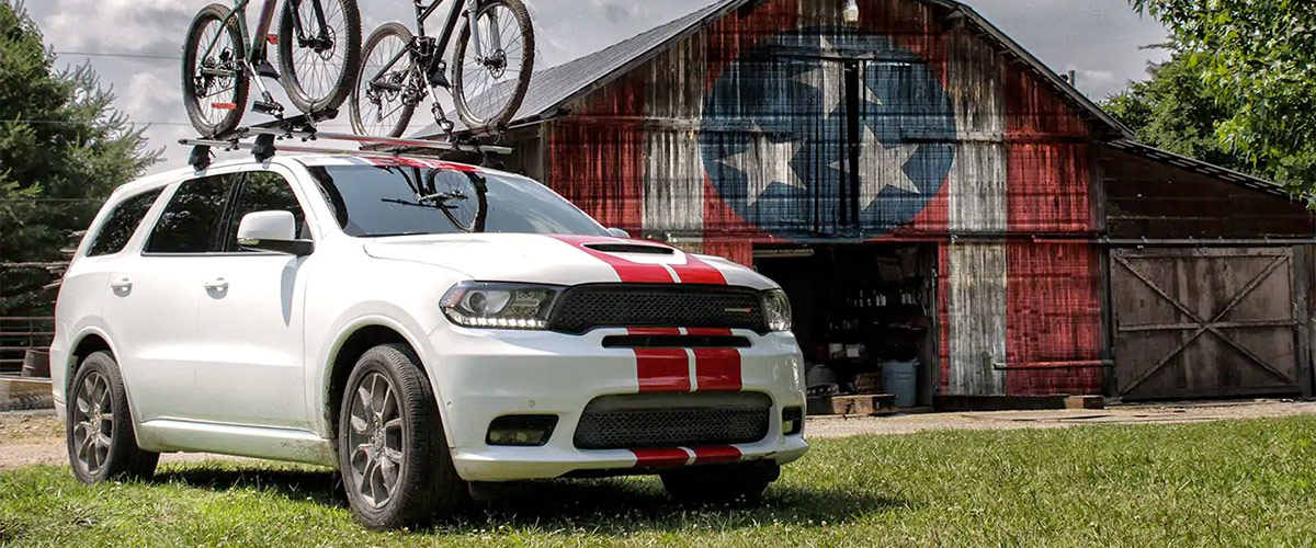 2019 Dodge Durango header