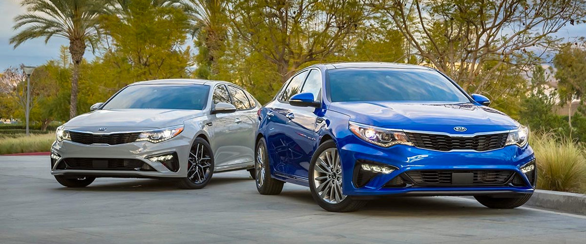 2019 Kia Optima header