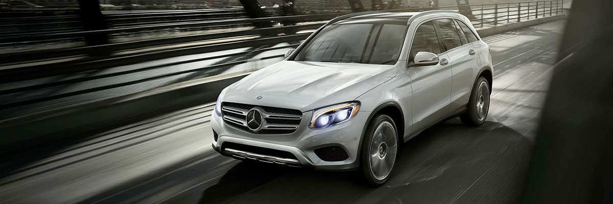 2019 Mercedes-Benz GLC Specs & Safety Features