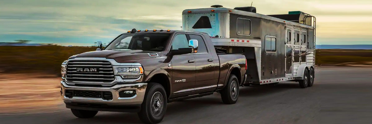 New Ram Truck Deals in Wrightsville, PA
