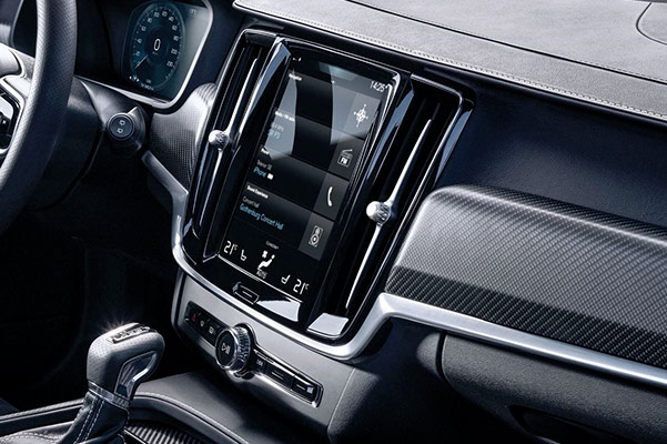 2019 Volvo V90 Interior & Safety Features