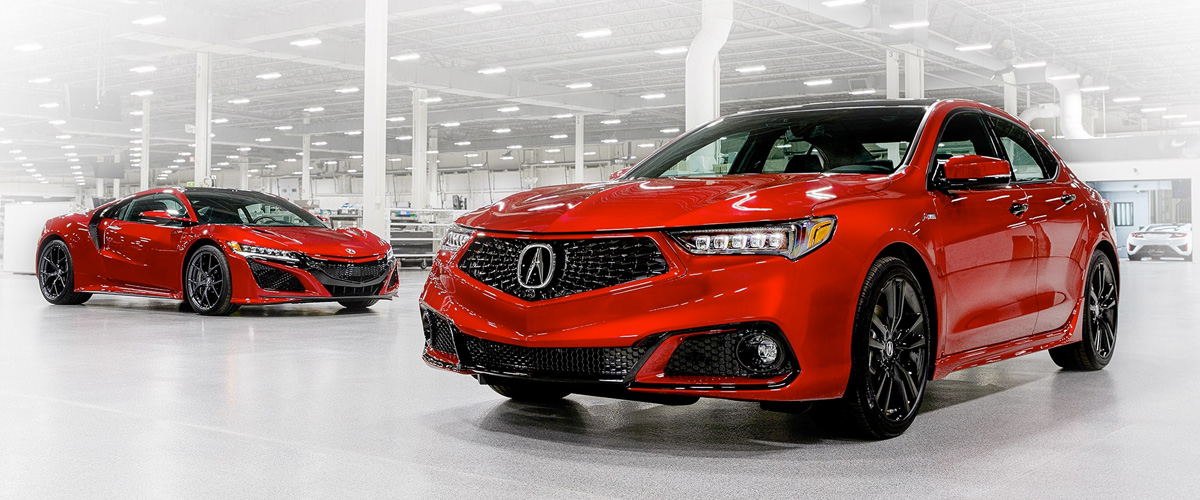 The New 2020 Acura TLX PMC header