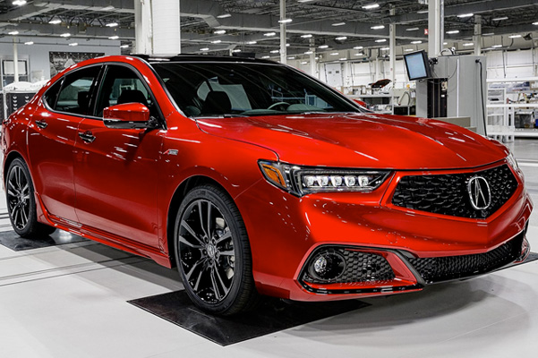2020 Acura TLX PMC