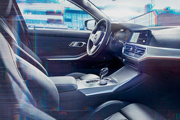 2020 BMW 3 Series Interior & Technology Features