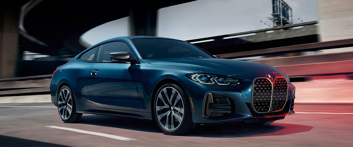 2020 BMW 4 Series header