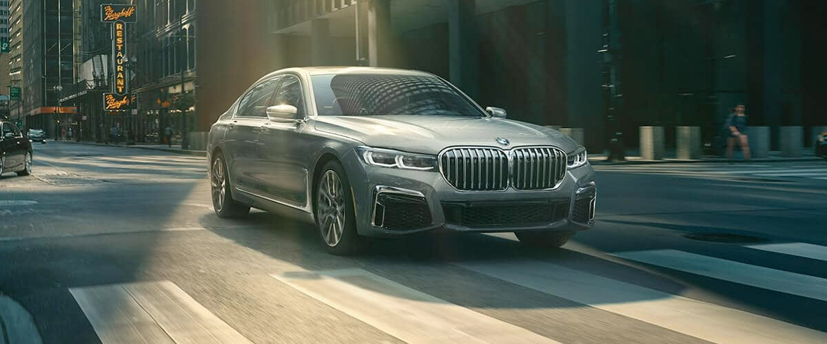 The All-New 2019 BMW 7 Series header