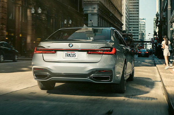 2020 BMW 7 Series Engine & Performance Specs