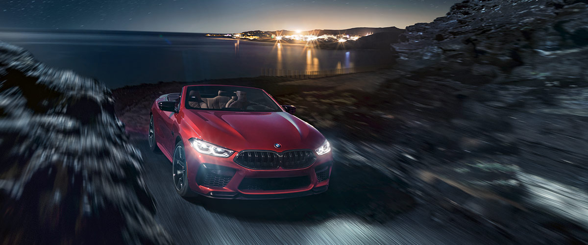 2020 BMW M8 Convertible near Pooler, GA