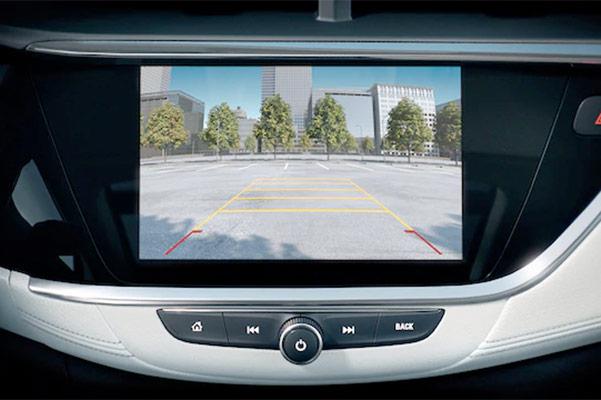 Buick Encore GX Rear Camera Screen