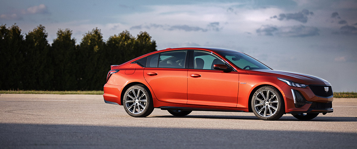 New 2020 Cadillac CT5 Sedan | Cadillac Dealership in Miami, FL