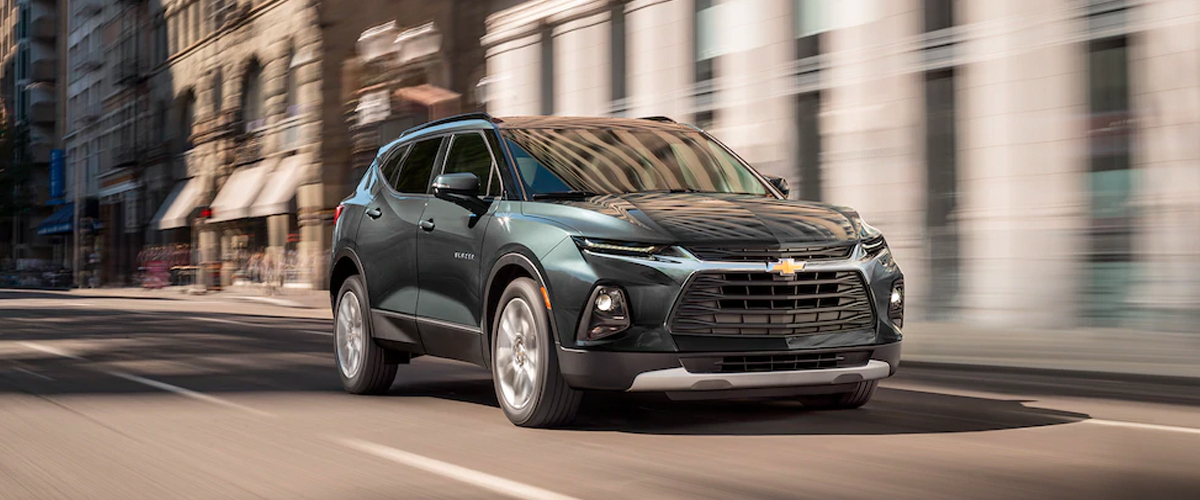 2020 Chevrolet Blazer header