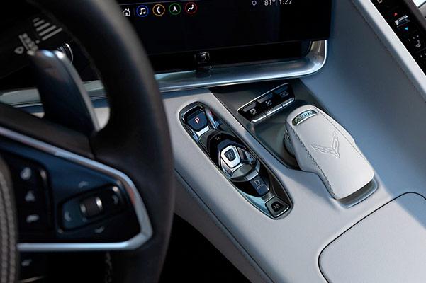 Corvette Interior Center