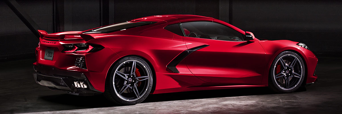 2020 Chevrolet Corvette footer