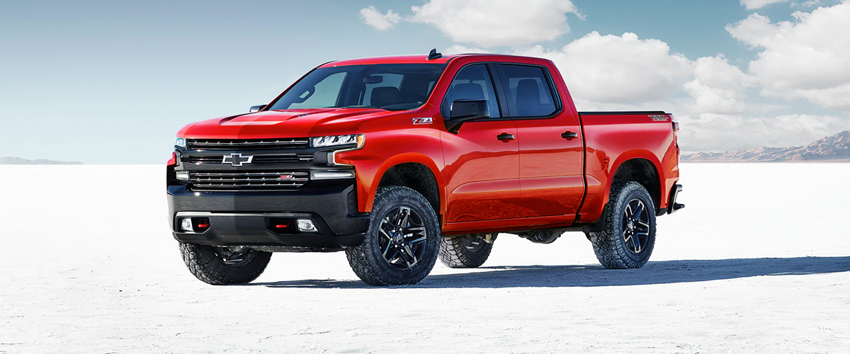 Buy Or Lease The 2020 Chevy Silverado 1500 In Charleston Il