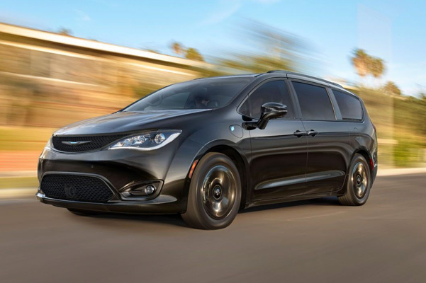 2020 Chrysler Pacifica Specs, MPG & Safety