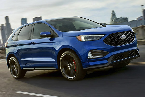2020 Ford Edge Specs & Safety Features