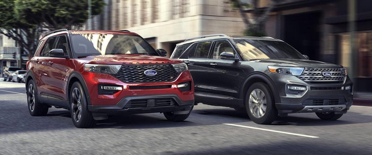 2020 Ford Explorer Ford Dealer In Naperville Il 2020 Explorer