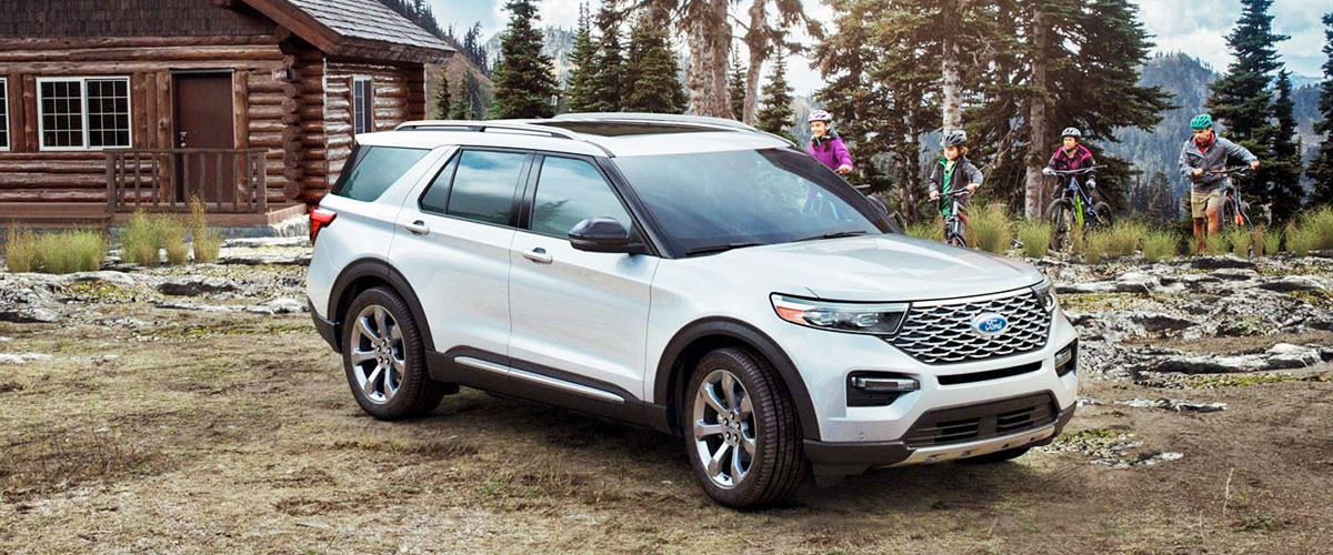 Experience the Ford Explorer
