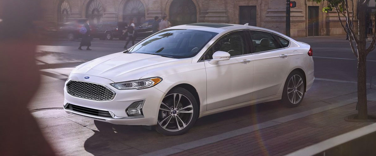 2020 Ford Fusion header
