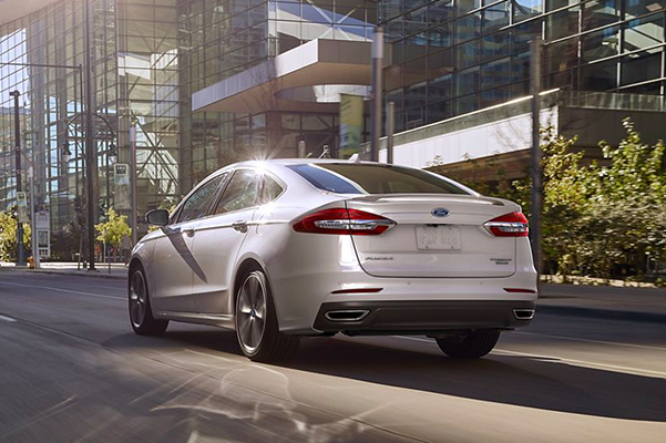 2020 Ford Fusion Specs & Safety