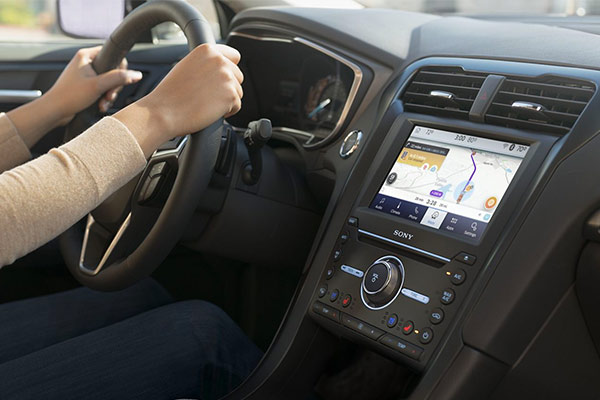 2020 Ford Fusion Interior & Technology Features