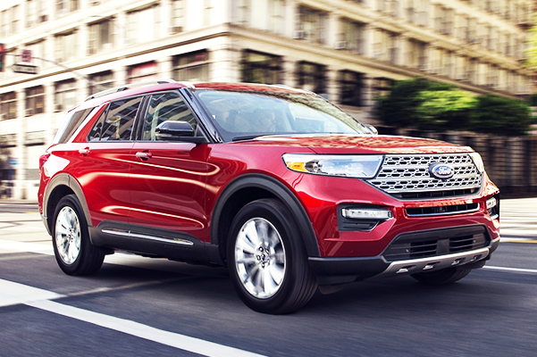 2020 Ford Explorer for Sale near Me