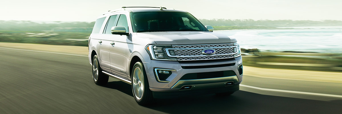 2020 Ford Expedition Price Options