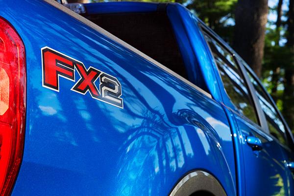 2021 Ford Ranger Specs & Performance