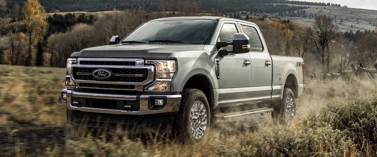 2020 Ford Super Duty® header