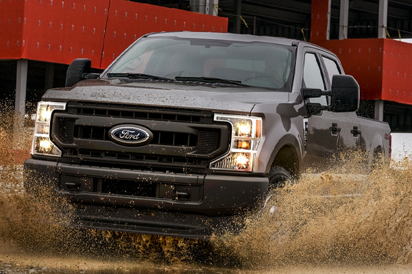 2020 Ford Super Duty® Specifications & Performance