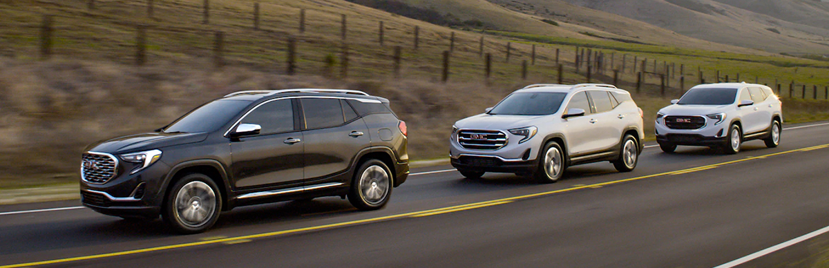 2020 GMC Terrain header