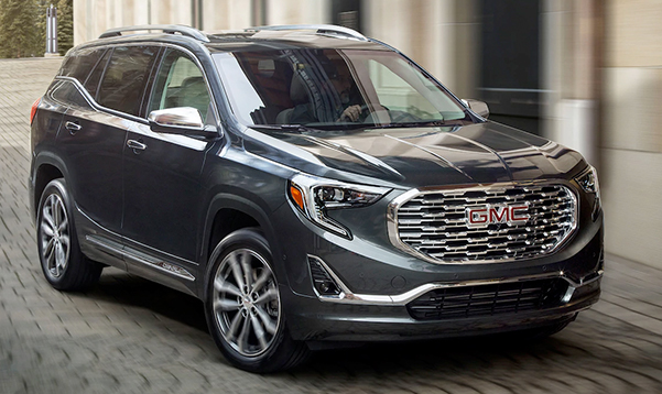 2020 GMC Terrain Specs & Safety Features