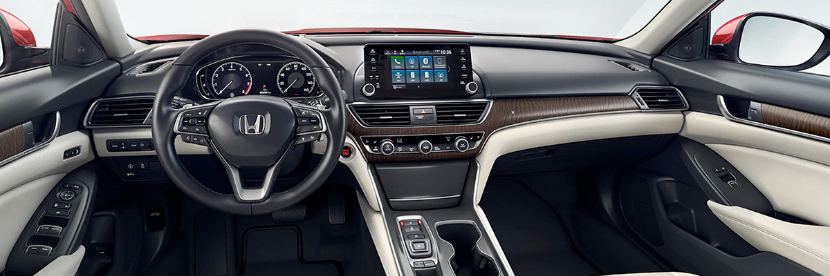 2020 Honda Accord Interior Amenities