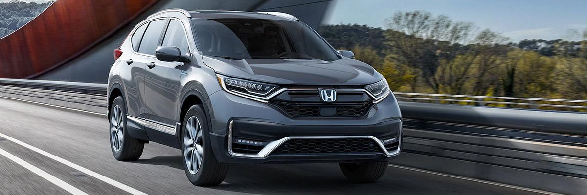 2020 Honda CR-V header