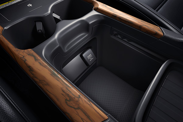 2020 Honda CR-V Interior & Technology