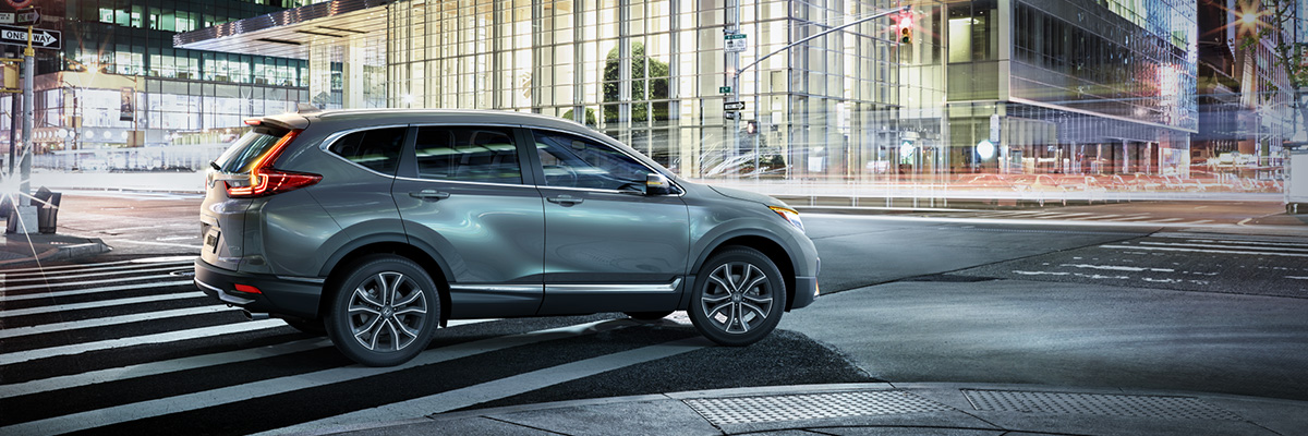 2020 Honda CR-V Engine Specs & Safety Features