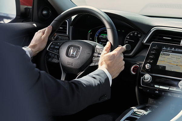 2020 Honda Insight Specs & Safety Features