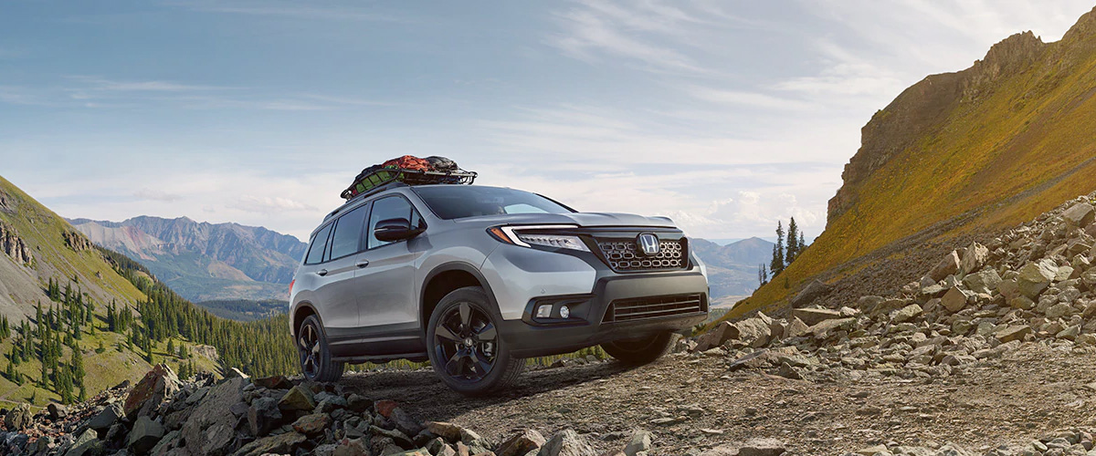 2020 Honda Passport header