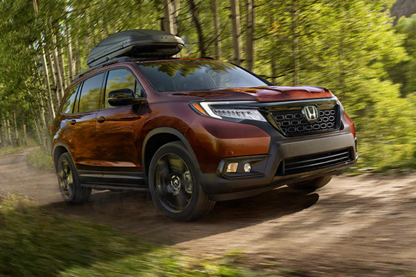 2020 Honda Passport Specs, Safety Features & Performance Options