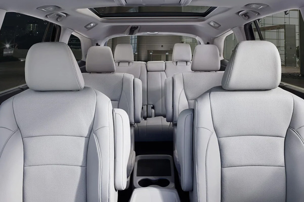 2020 Honda Pilot Interior Features & Technology